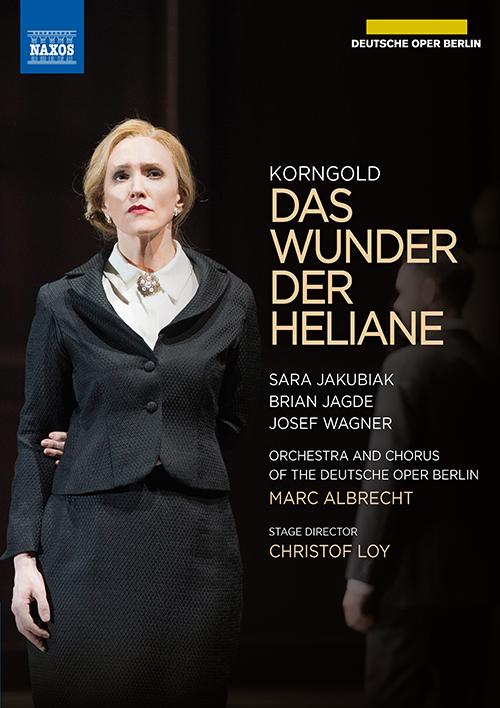 KORNGOLD, E.W.: Wunder der Heliane (Das) [Opera] (Deutsche Oper Berlin, 2018) (NTSC)