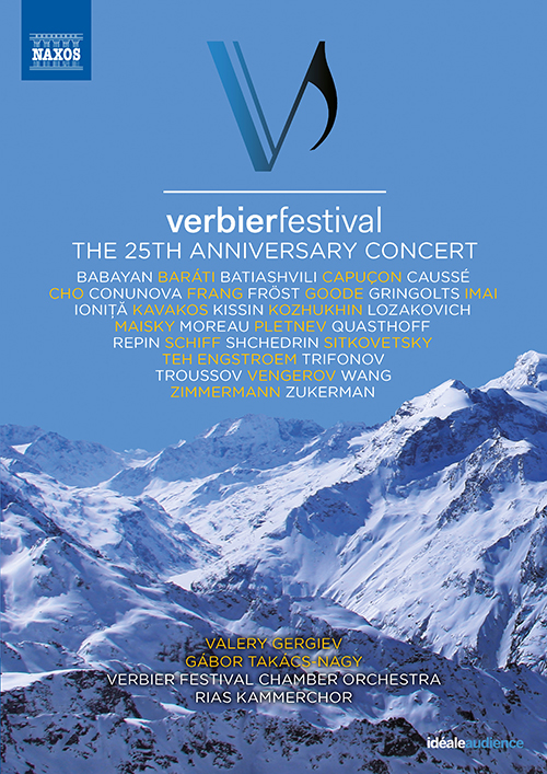 VERBIER FESTIVAL - The 25th Anniversary Concert (NTSC)