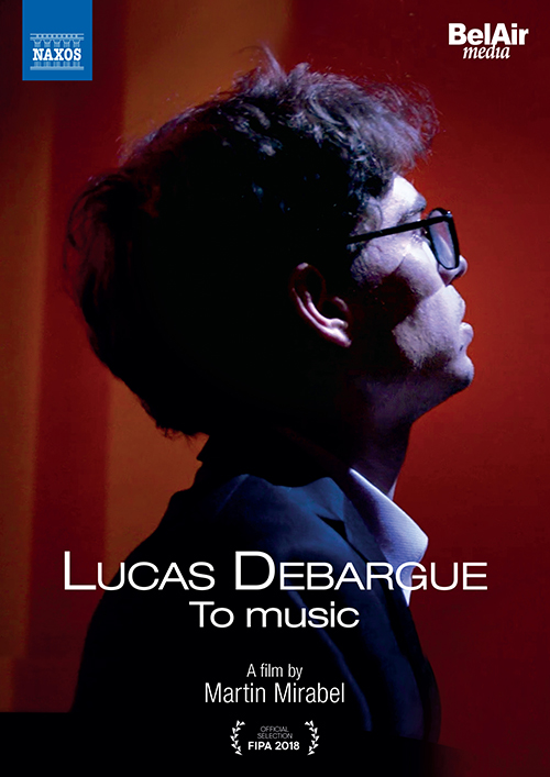 DEBARGUE, Lucas: To Music (Documentary, 2017) (NTSC)