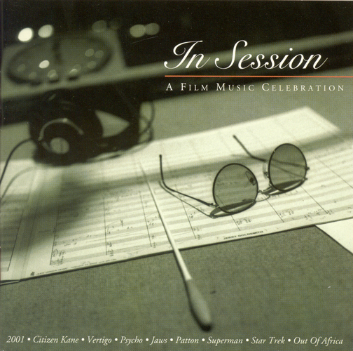 FILM MUSIC CELEBRATION (A) - The Session