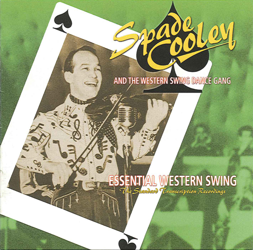 WILLIAMS, Tex: Essential Radio Swing (1944-1955)