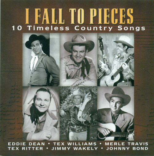 10 TIMELESS COUNTRY SONGS - I Fall to Pieces