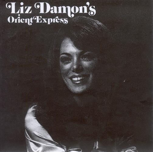 DAMON, Liz: Liz Damon Orient Express