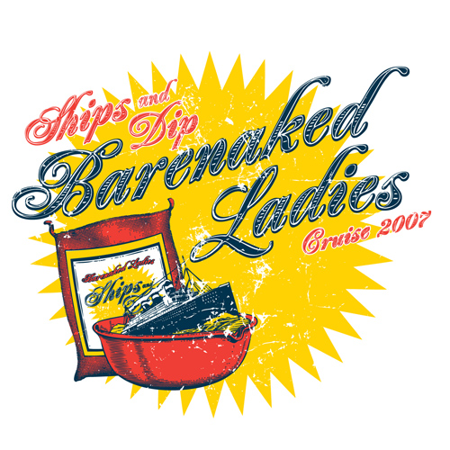 BARENAKED LADIES: Ships and Dip Follie's Lounge