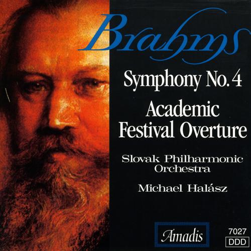 BRAHMS: Symphony No. 4 / Academic Festival Overture
