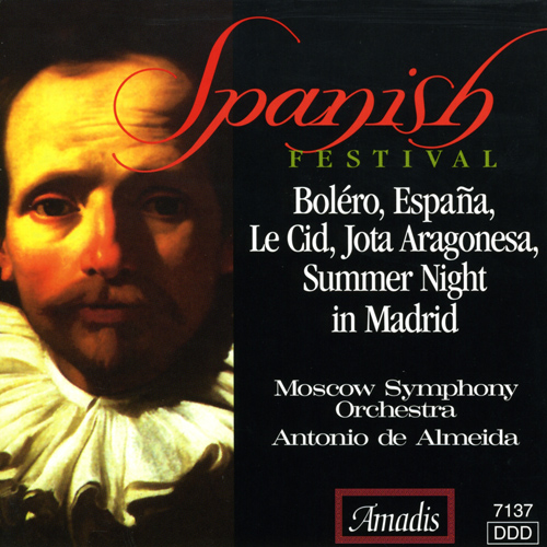 CHABRIER / GLINKA / MASSENET / RAVEL: Spanish Festival