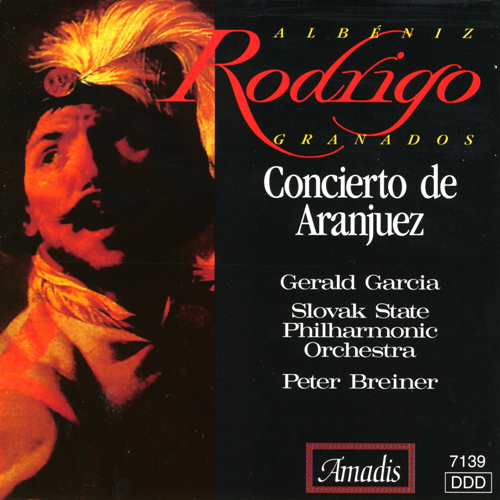 RODRIGO: Concierto de Aranjuez / GRANADOS: Spanish Dances (excerpts)