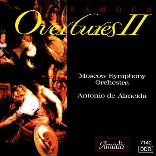 FAMOUS OVERTURES, Vol. 2