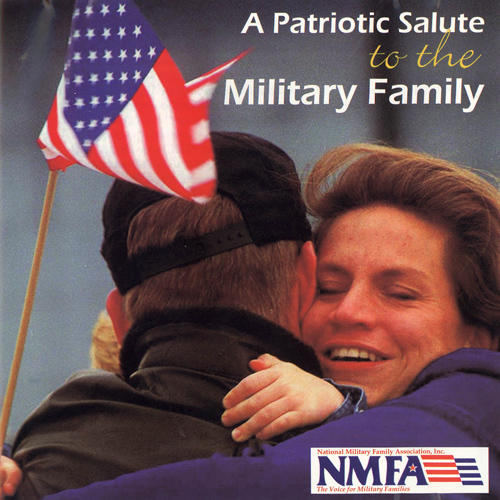 Band Music - SOUSA, J.P. / EGNER, P. / WILLIAMS, J. / WARD, S. / STEFFE, W. / NEWTON, J. / DYKES, J.B. (A Patriotic Salute To the Military Family)