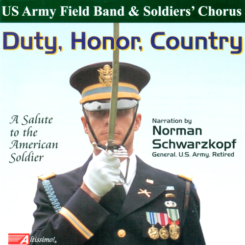 Choral Concert: United States Army Soldier's Chorus - EGNER, P. / HARLING, W.F. / GOULD, M. / KITTREDGE, W. / HEARSHEN, I. (Duty, Honor, Country)