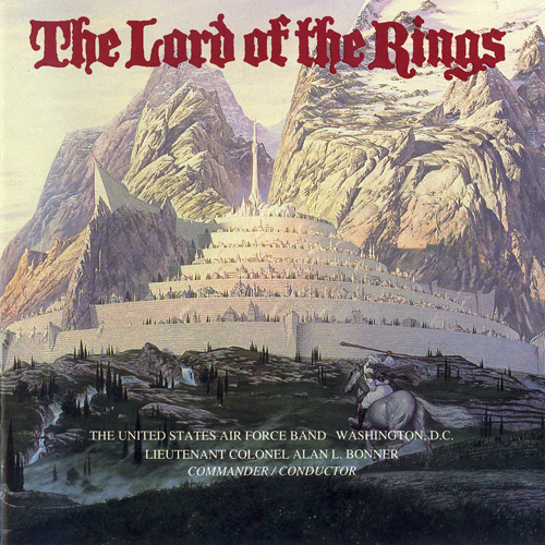 UNITED STATES AIR FORCE BAND: Lord of the Rings (The)