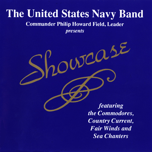 UNITED STATES NAVY BAND: Showcase