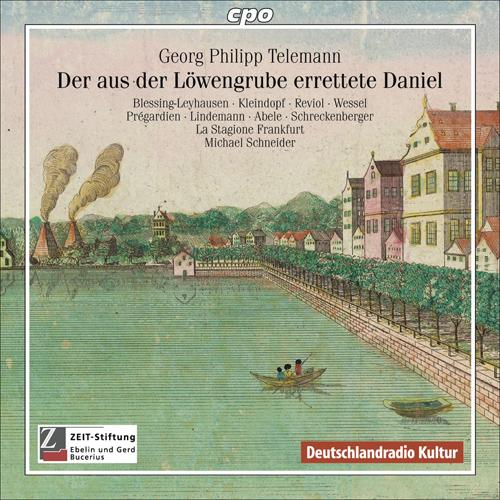 TELEMANN, G.P.: Aus der Lowengrube errettete Daniel (Der) [Oratorio] (Schneider)