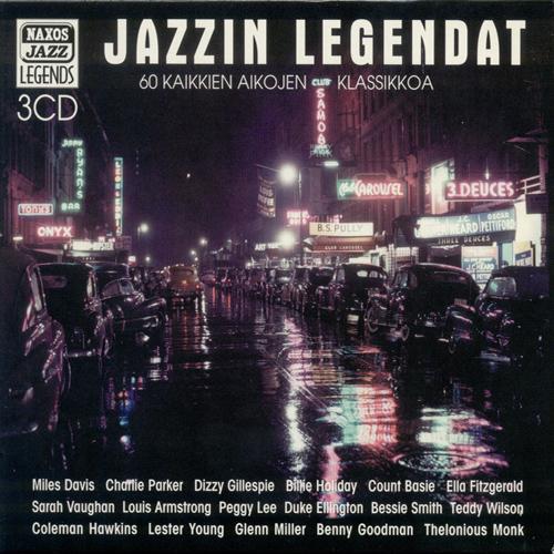 Jazzin Legeanat - 60 kaikkien aikojen klassikkoa