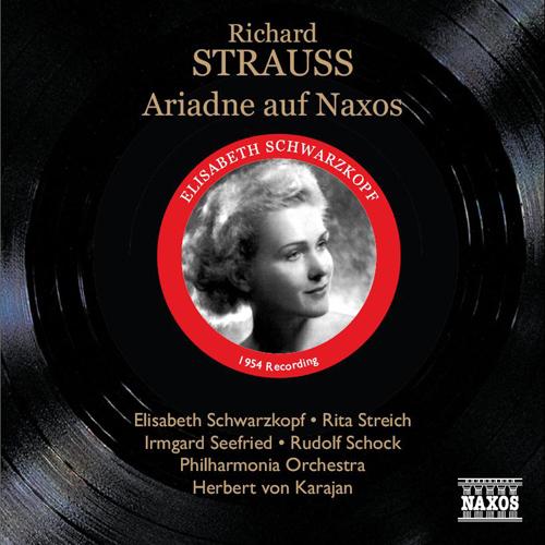 STRAUSS, R: Ariadne auf Naxos (Schwarzkopf, Streich, Karajan) (1954)