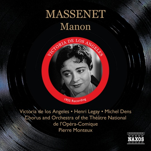 MASSENET: Manon (los Angeles, Legay, Monteux) (1950)