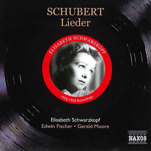 SCHUBERT: Lieder (Schwarzkopf) (1952-1954)