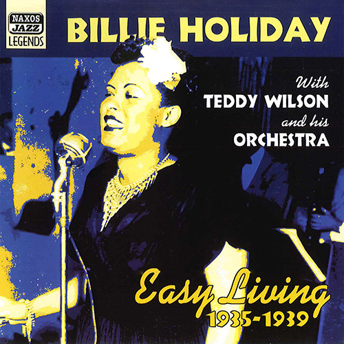 HOLIDAY, Billie: Easy Living (1935-1939)