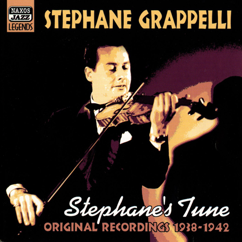 GRAPPELLI, Stephane: Stephane's Tune (1938-1942)