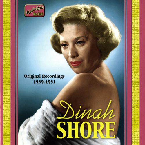 SHORE, Dinah: Dinah Shore (1939-1951)