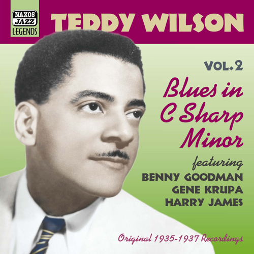 WILSON, Teddy: Blues in C Sharp Minor (1935-1937)