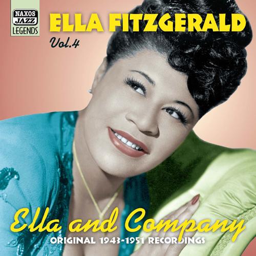 FITZGERALD, Ella: Ella And Company (1943-1951)