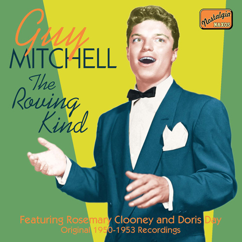 MITCHELL, Guy: The Roving Kind (1950-1953)