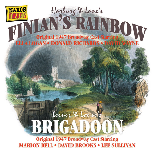 LANE: Finian's Rainbow / LOEWE: Brigadoon (Original Broadway Cast) (1947)