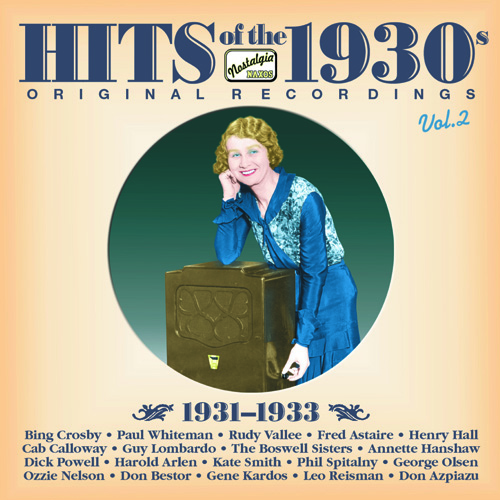 HITS OF THE 1930s, Vol. 2 (1931-1933)