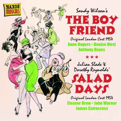 WILSON: Boy Friend (The) (Orginal London Cast) / SLADE: Salad Days (Original London Cast) (1954)