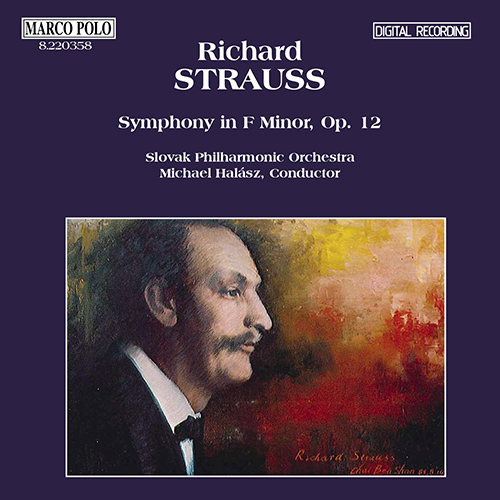 STRAUSS, R.: Symphony No. 2 in F Minor, Op. 12