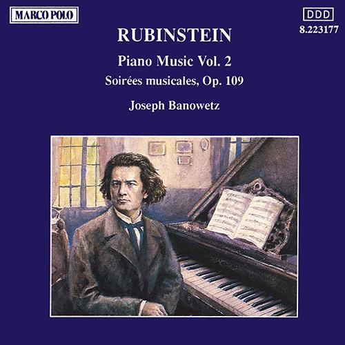 RUBINSTEIN: Soirees Musicales, Op. 109
