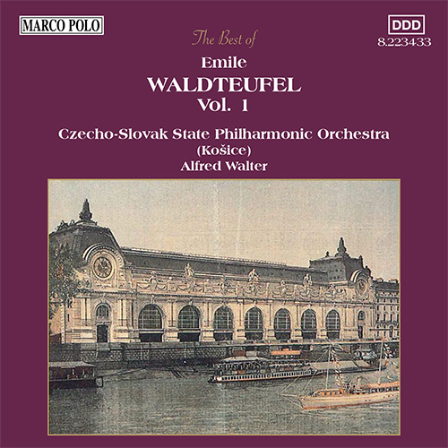 WALDTEUFEL: The Best of Emile Waldteufel, Vol.  1