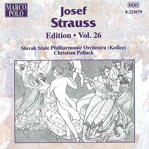 STRAUSS, Josef: Edition - Vol. 26