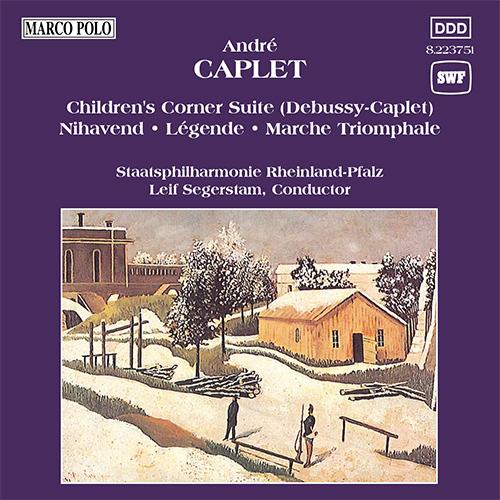DEBUSSY-CAPLET: Children's Corner Suite