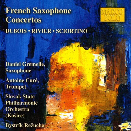 French Saxophone Concertos