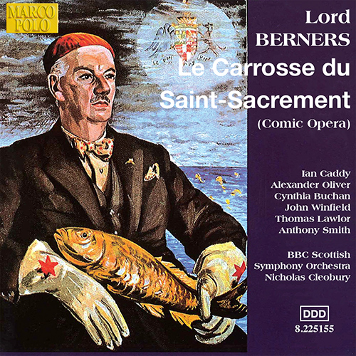 BERNERS: Carrosse du Saint-Sacrement (Le)
