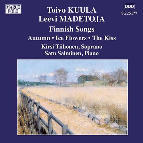 KUULA / MADETOJA: Finnish Songs