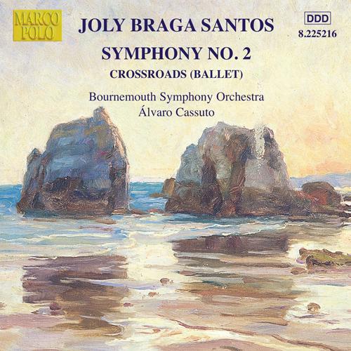 BRAGA SANTOS: Symphony No. 2 / Encruzilhada