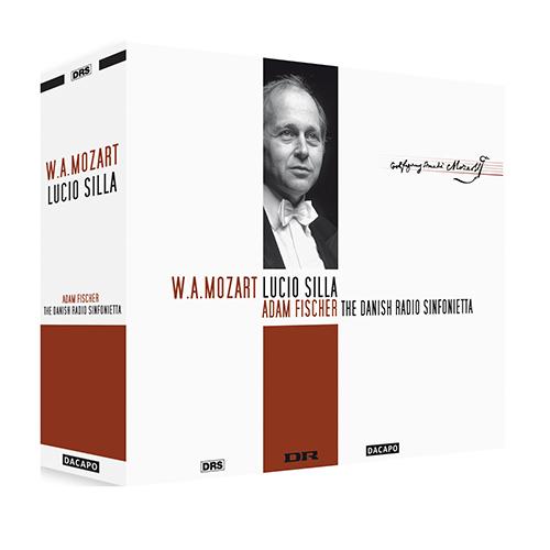 MOZART, W.A.: Lucio Silla [Opera] (Complete)