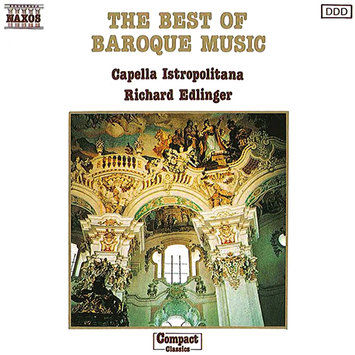 BEST OF BAROQUE MUSIC (CAPELLA ISTROPOLITANA)