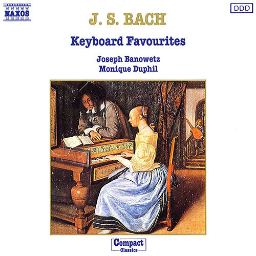 BACH, J.S.: Keyboard Favourites