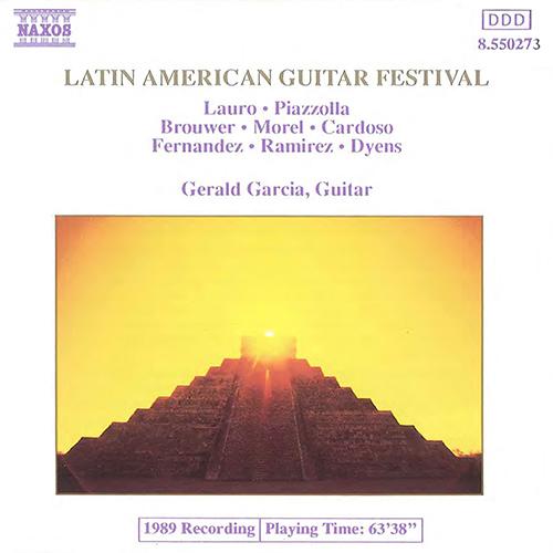 Latin American Guitar Festival