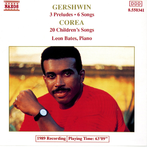 GERSHWIN: 6 Songs  / COREA: Children's Songs