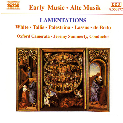 Lamentations (Oxford Camerata)