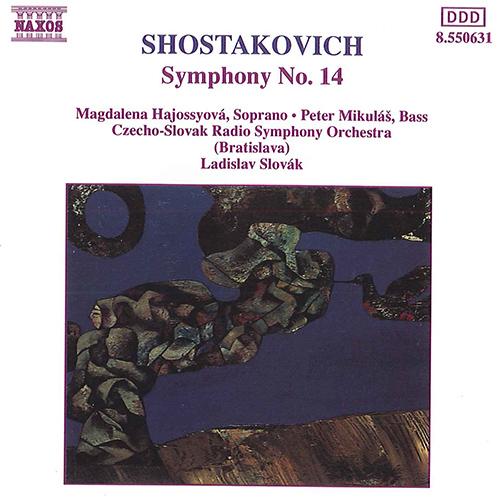 SHOSTAKOVICH: Symphony No. 14