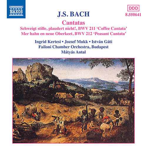 BACH, J.S.: Cantatas, BWV 211-212