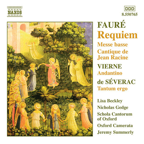 FAURE: Requiem  / Messe Basse