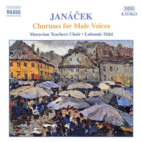 Janacek discographie sélective (sauf opéras) 8.553623