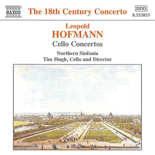HOFMANN: Cello Concertos